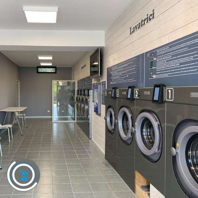 Mintua - EASY WASH SNC DI GIANFELICI MIRCO & C - Lavanderia Easy Wash 24h Self Service